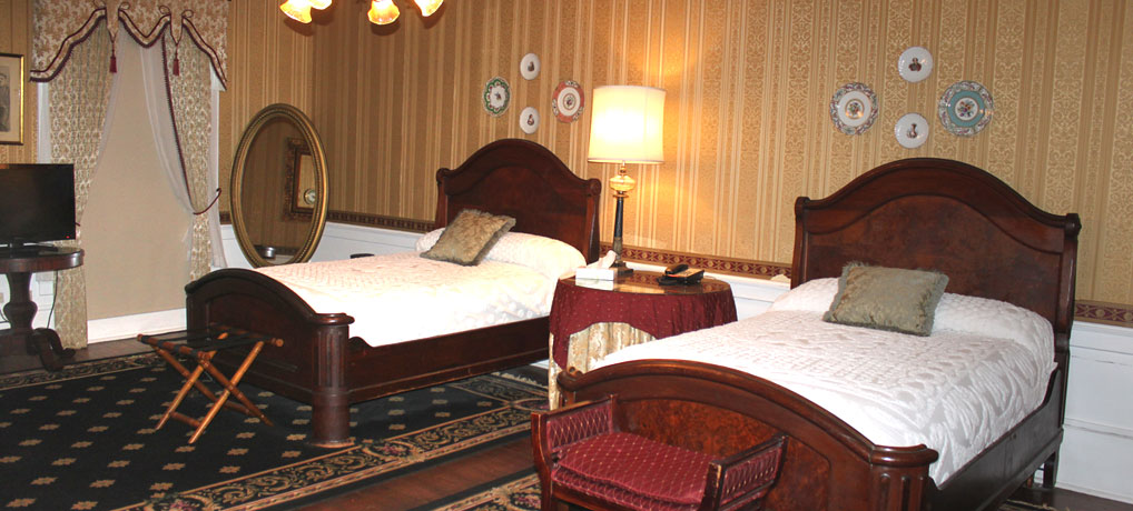 The Grant Presidential Room