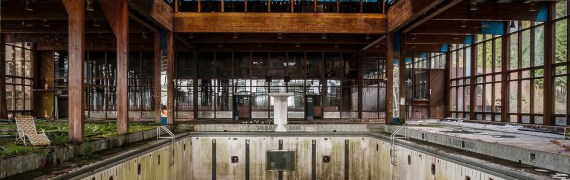 Grossinger's Abandoned Resort ~ A Decaying Mecca
