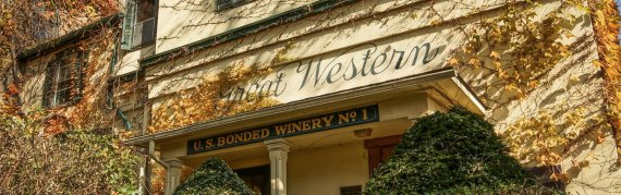 When I was 12 ~ The Pleasant Valley Winery