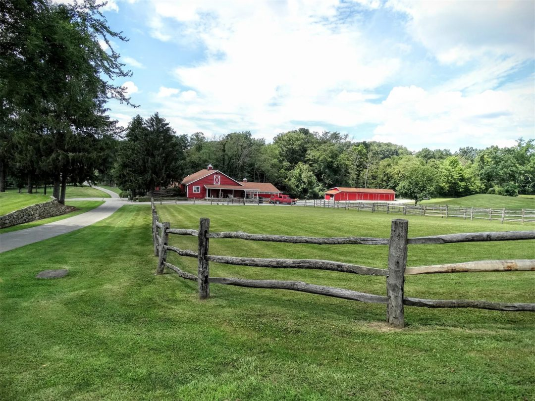 Stone Farmhouse For Sale Pa The 500 Acre Galaxie Farm Listed For 6 75 Million The