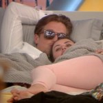 Naked Marnie Simpson And Lewis Bloor Shame, on Celebrity Big Brother