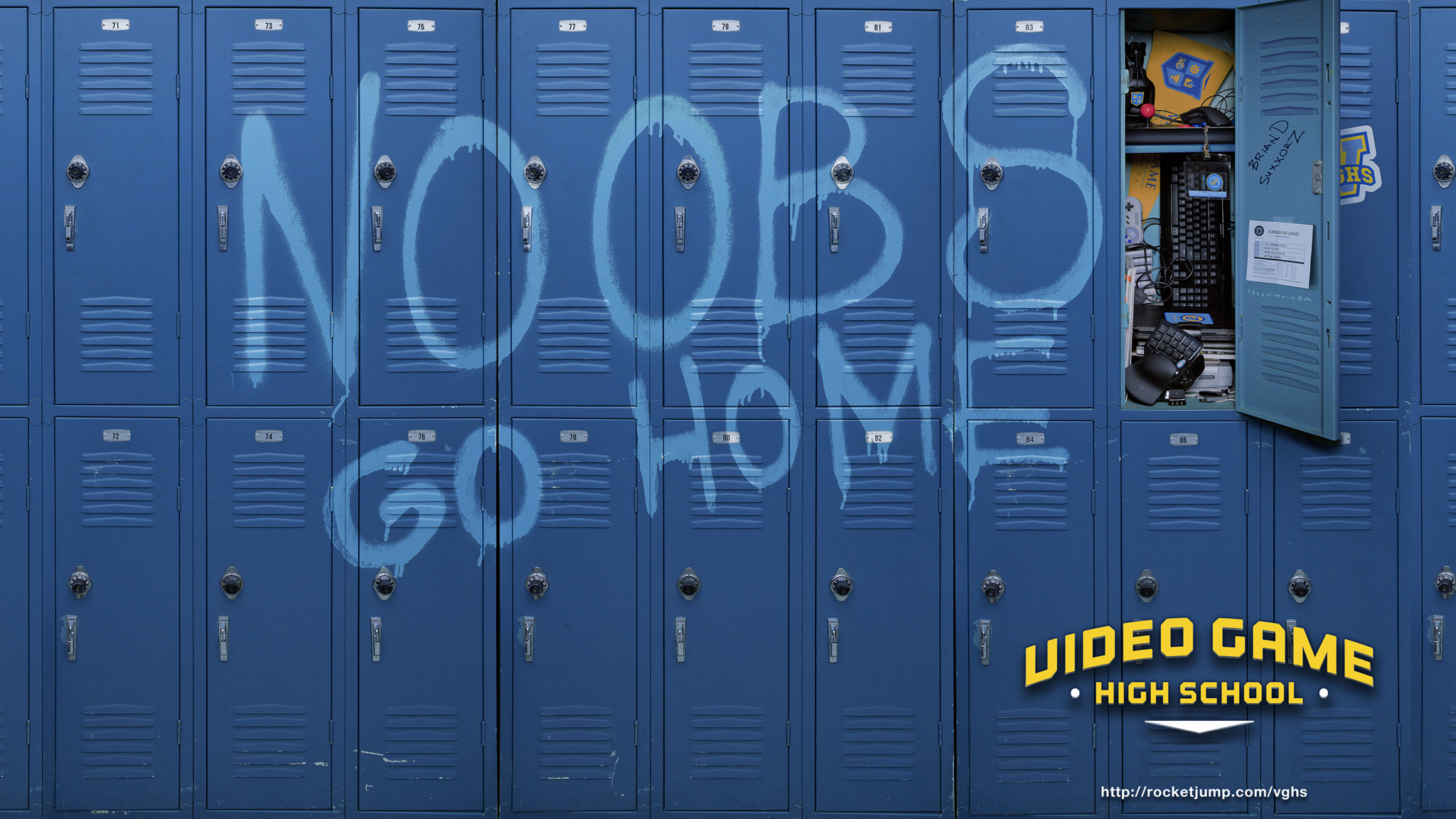 Cute Locker Wallpaper Vghs The Eyewash Station