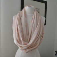 DIY No-Sew Infinity Scarf   The Fab and Frugal   Miami ...