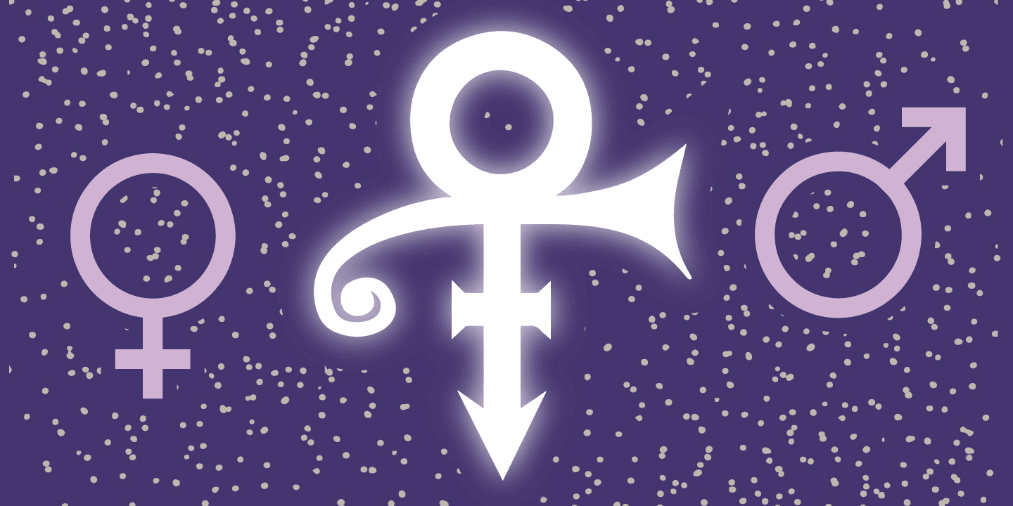 Uitleg Twitter Symbolen The Higher Meaning Behind Prince S Love Symbol The Fader