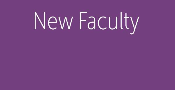 faculty website banner