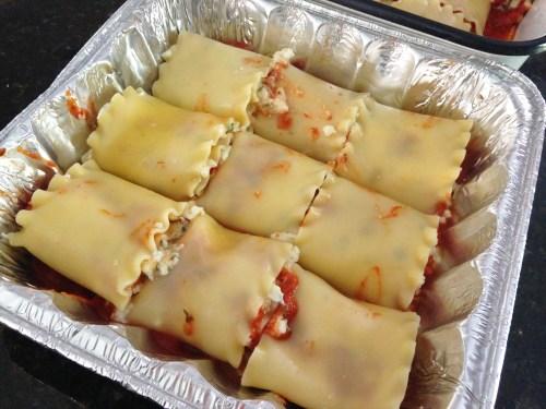 Medium Of Lasagna Recipe Pioneer Woman