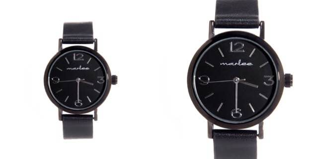 Mom and Kid Minimalist Watches from Marlee Watch Co