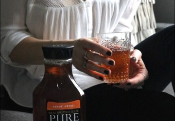 Dreaming of Summer with Pure Leaf Peach Iced Tea