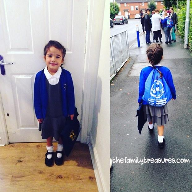school first day