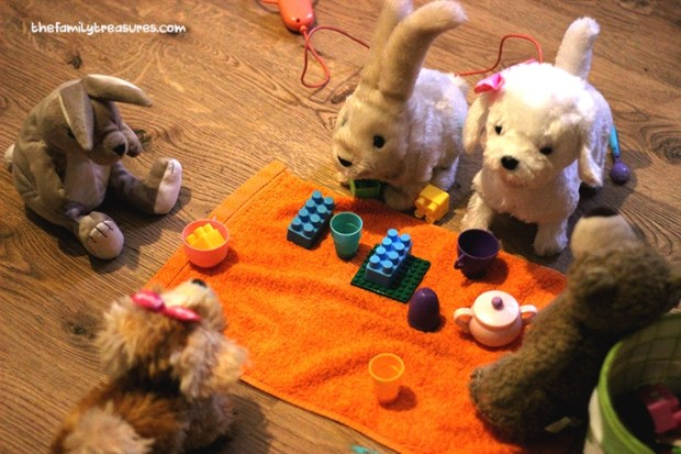 toys playing