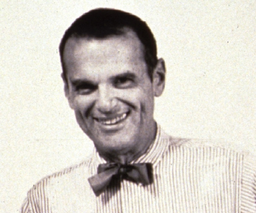 Charles Eams Charles Eames Biography - Childhood, Life Achievements