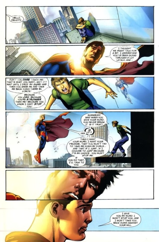 Superman grounded 2