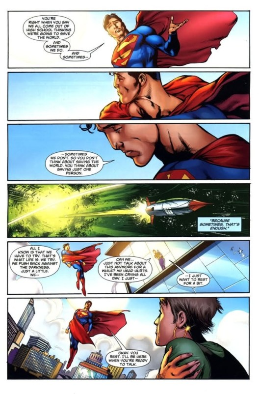 Superman grounded 4