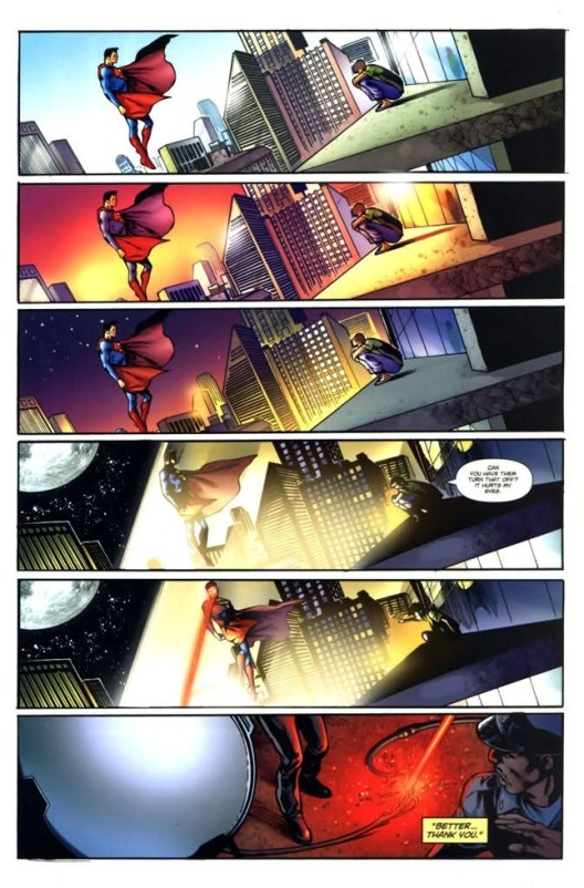 Superman grounded 5