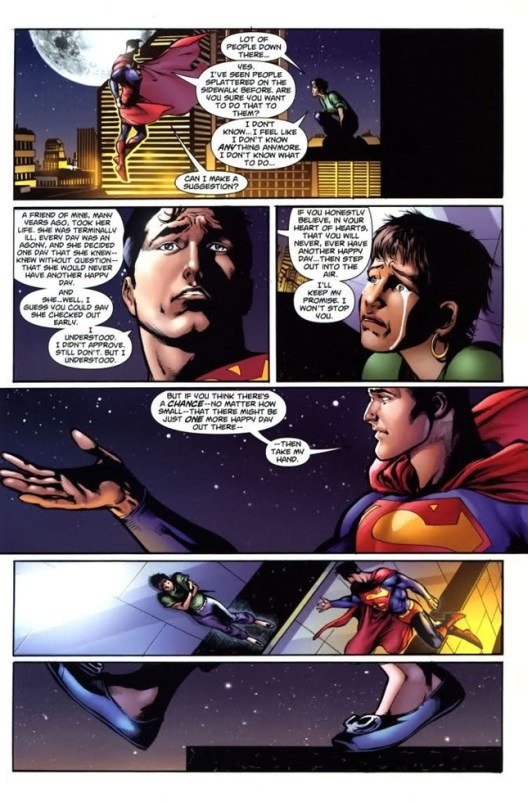 Superman grounded 6