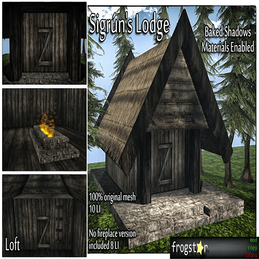 Frogstar---Sigrun's-Lodge-Poster