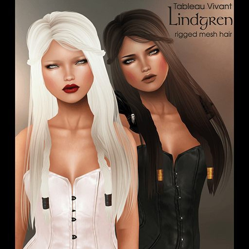 ~Tableau Vivant~ Lindgren Hair _ADV