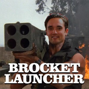 Brocket Launcher - Brock Osweiler - Rocket Launcher