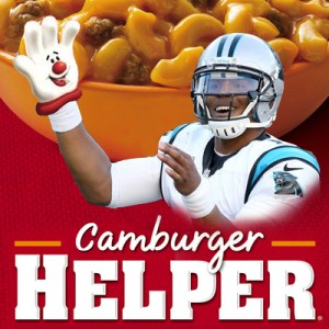 Camburger-Helper---Cam-Newton---Hamburger-Helper
