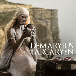 Demaryius Targaryen - Demaryius Thomas - Game of Thrones