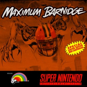 MAXIMUM BARNIDGE---Gary-Barnidge---Maximum-Carnage