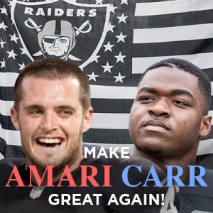 Make Amari Carr-Great-Again---Amari-Cooper-Derek-Carr---Make-America-Great-Again