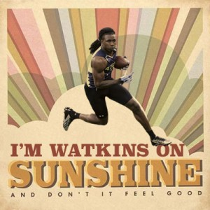 watkins-on-sunshine---Sammy-Watkins---Walking-On-Sunshine
