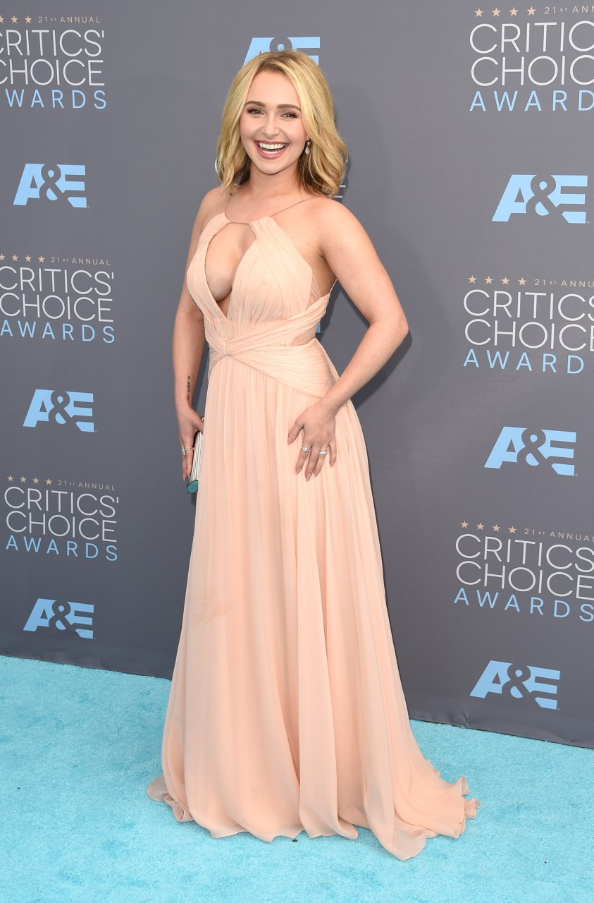 Hayden Panettiere Cleavage 22 Photos Thefappening