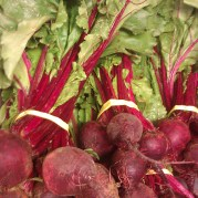 beets bunched