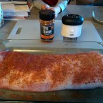 Pork Loin via thefarmerslife.com