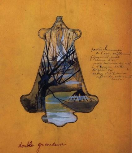 Lalique dessin