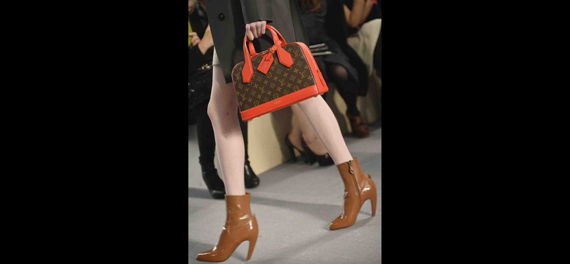 Nicolas Ghesquière's debut collection for LV