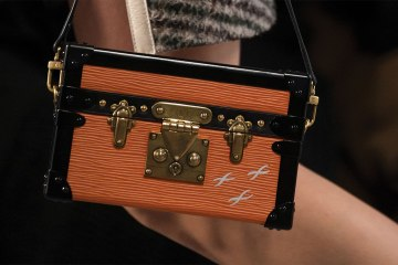 Louis-Vuitton's Petite Malle bag