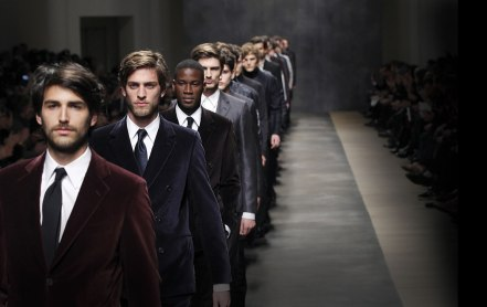 Hermès Fall Winter 2012 collection at its Paris debut