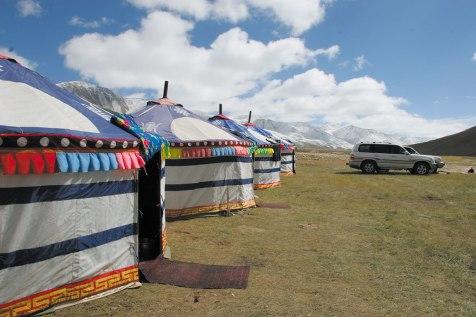 Accommodation at Qinghai Dulan International Hunting Ground
