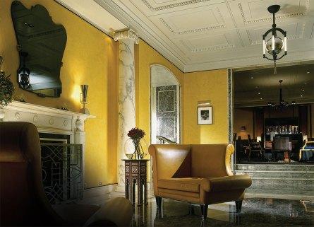 Art Deco elegance at Claridge's
