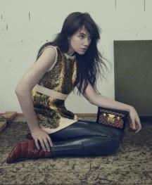 The Louis Vuitton Series 1 fashion campaign, shot by Annie Leibovitz