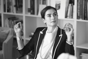 Francesca Amfitheatrof, Tiffany & Co. design director