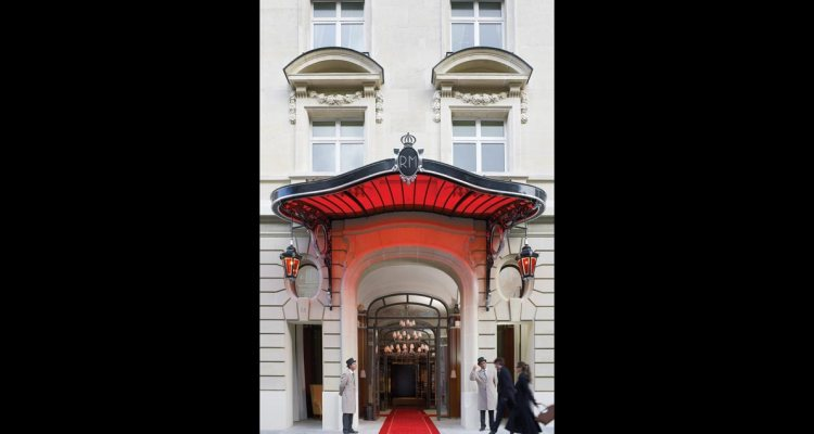 LE ROYAL MONCEAU RAFFLES, Paris