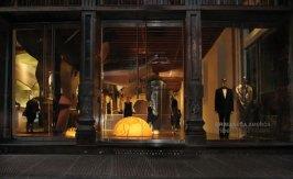 Uros 2012 Light Sculpture for Issey Miyake