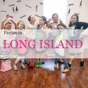 Fashion Themed Birthday Parties in Nassau County NY