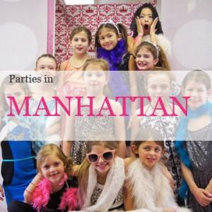 Fashion themed Birthday Parties in Manhattan NY