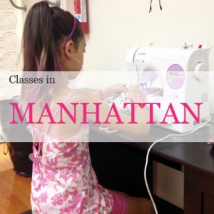 fashion design and sewing classes for children and teenagers in midtown manhattan
