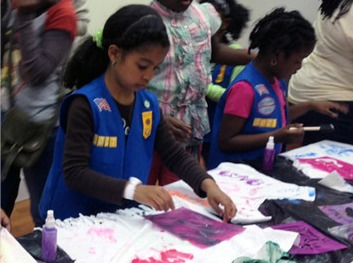 T-shirt Decorating