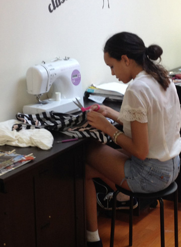 Fashion Design + Sewing Is A Great Class For Teenagers Who Want To Learn  How To Make Their Own Apparel Designs. Students Learn To Use The Sewing  Machine, ... Part 86