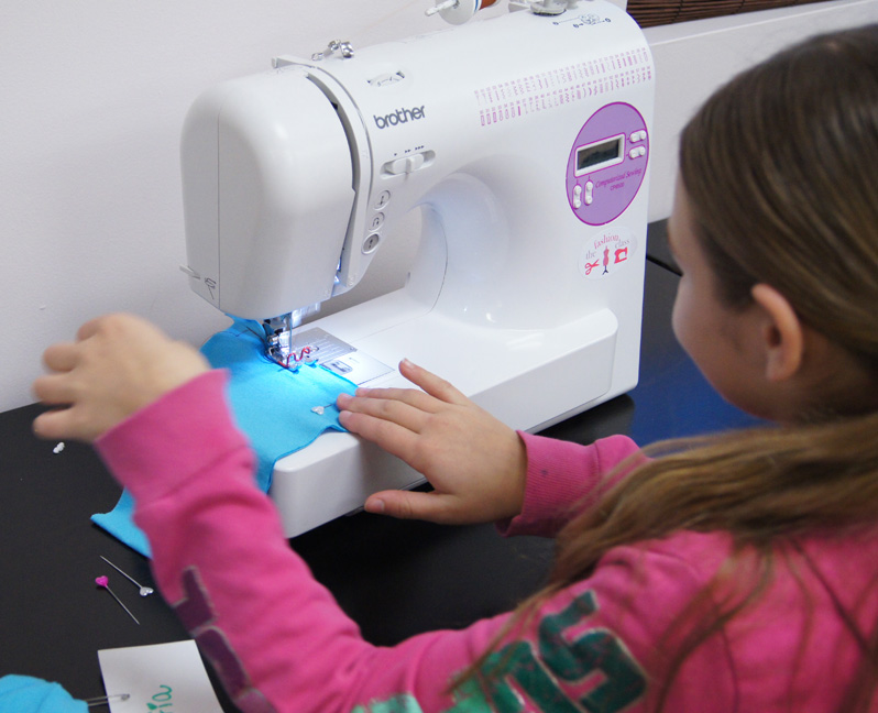 Fashion Design and Sewing for Kids - Merrick - The Fashion Class