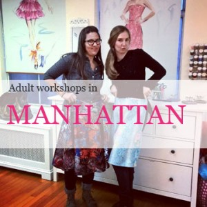 sewing classes for adults in new york nyc