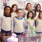 summer camp sewing and fashion for kids NYC