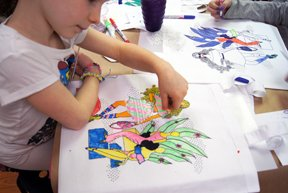 Fashion Design Parties for Kids