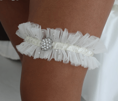 Sew a Fancy Garter or Headband